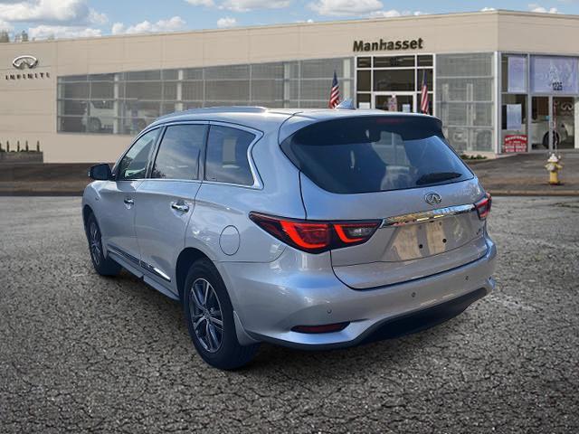 2019 INFINITI QX60 LUXE AWD 4