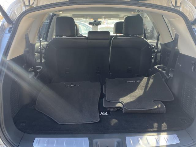 2019 INFINITI QX60 LUXE AWD 9