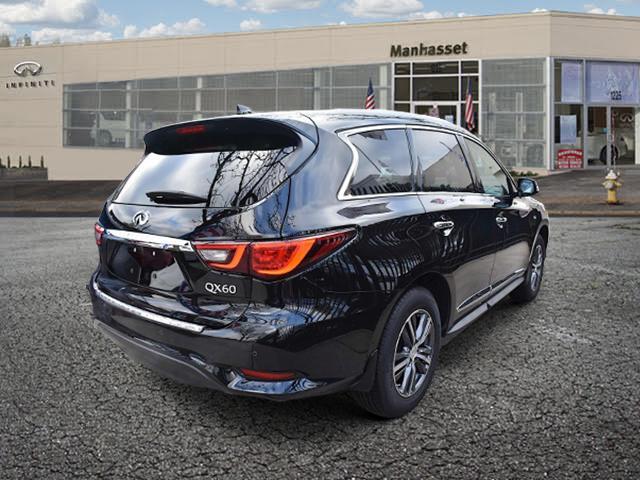 2019 INFINITI QX60 LUXE AWD 0