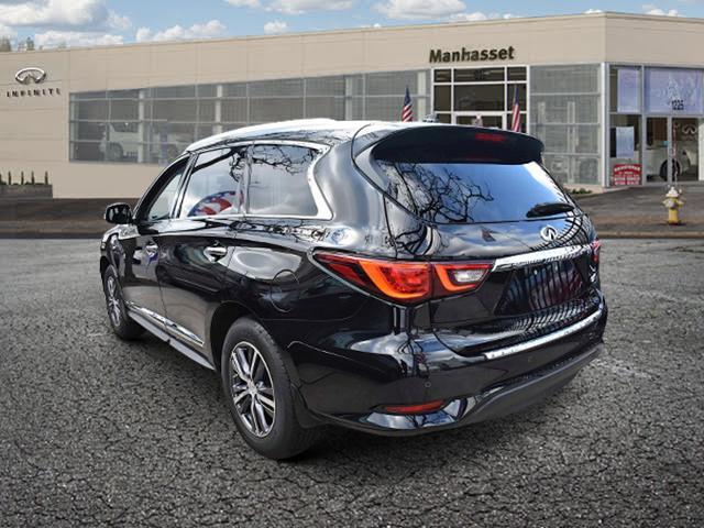 2019 INFINITI QX60 LUXE AWD 3