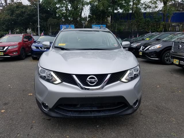 2018 Nissan Rogue Sport AWD SV 6