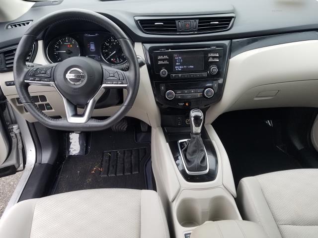 2018 Nissan Rogue Sport AWD SV 13