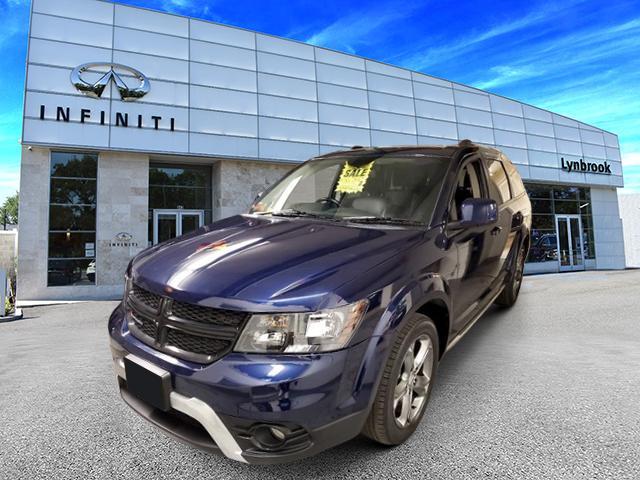2017 Dodge Journey Crossroad Plus 0