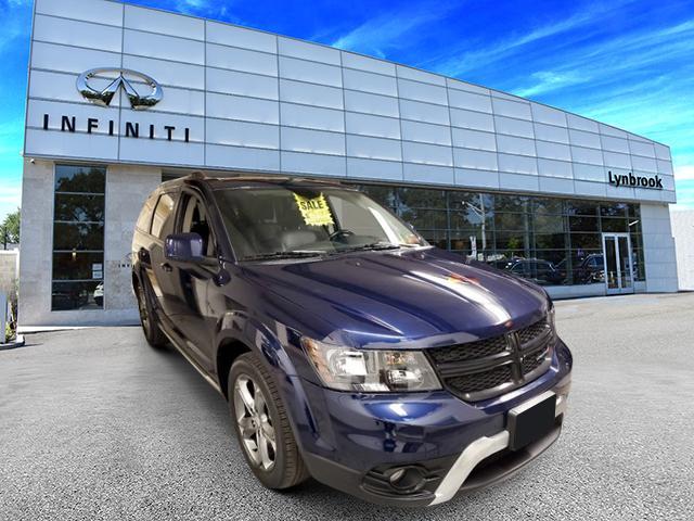 2017 Dodge Journey Crossroad Plus 3
