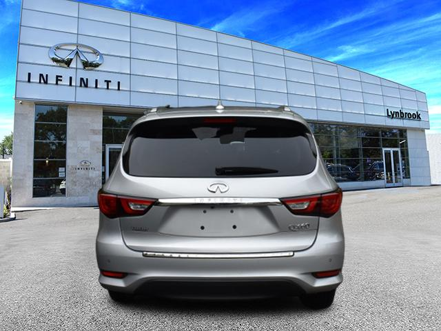 2016 INFINITI QX60 AWD 4dr 3
