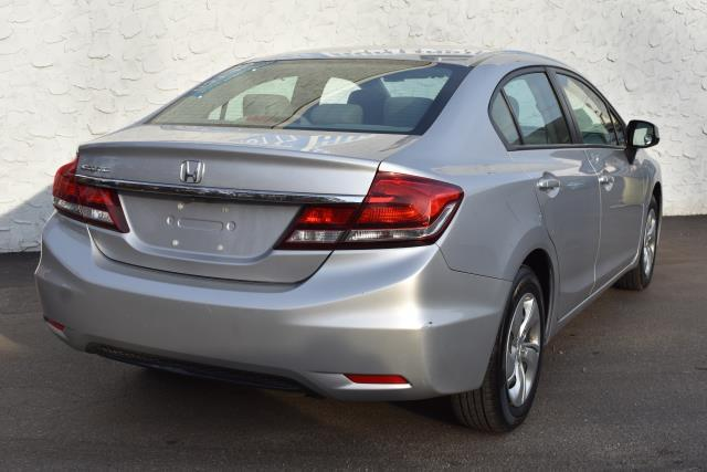 2013 Honda Civic Sdn LX 4dr Car Huntington NY