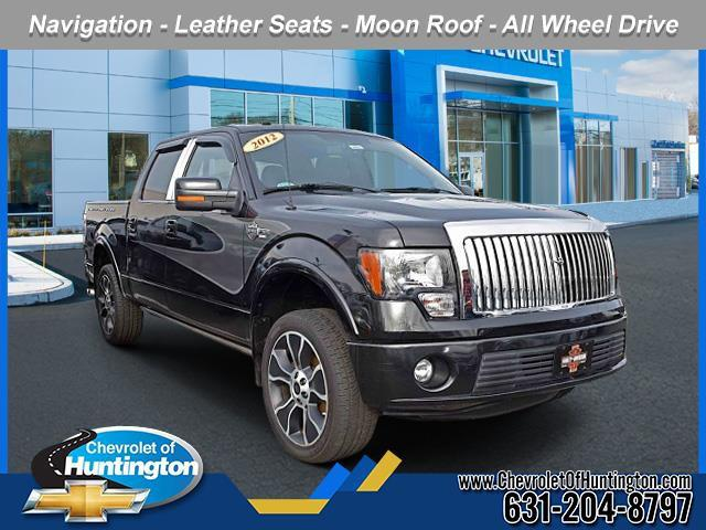 2012 Ford F-150 HARLEY-DAVIDSON Short Bed Slide
