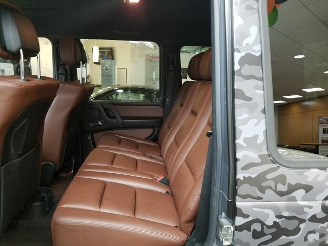 2016 Mercedes-Benz G-Class G550 SUV 11