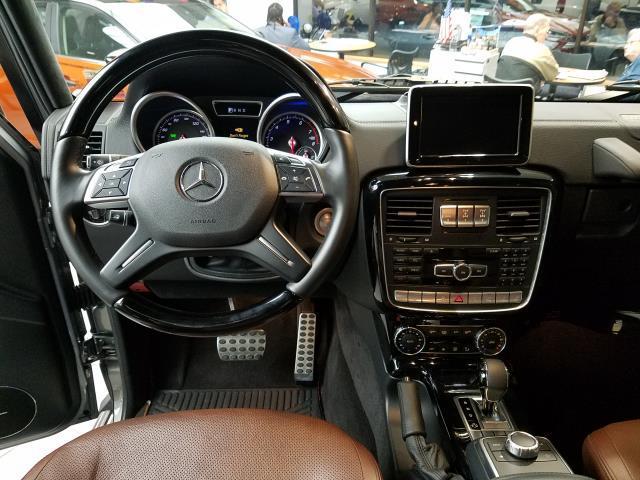 2016 Mercedes-Benz G-Class G550 SUV 12