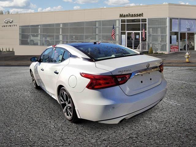 2017 Nissan Maxima Platinum 3.5L 2