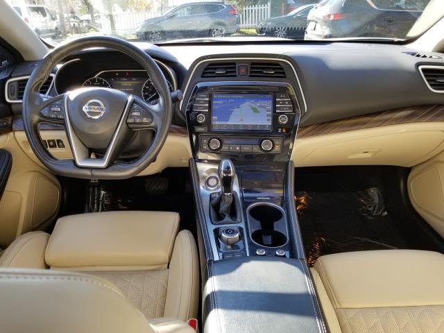 2017 Nissan Maxima Platinum 3.5L 17