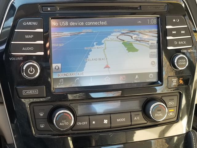 2017 Nissan Maxima Platinum 3.5L 23