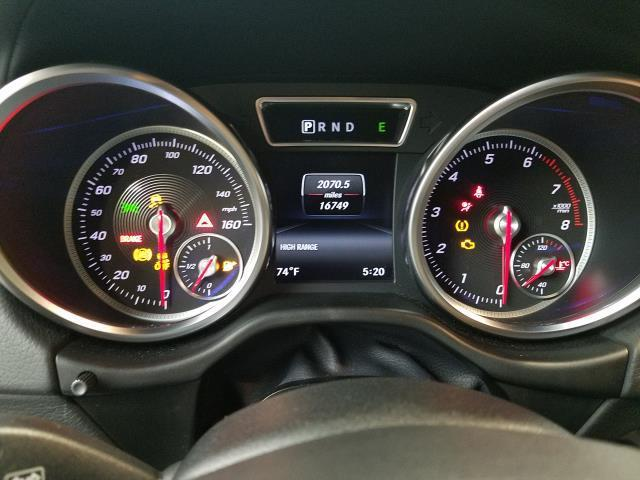 2016 Mercedes-Benz G-Class G 550 28