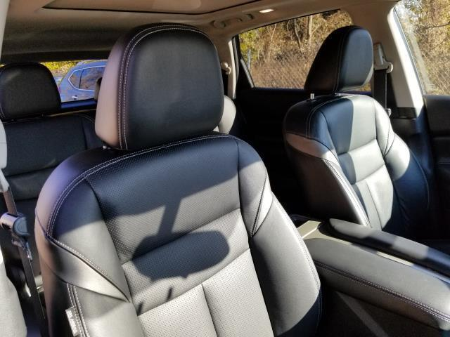 2016 Nissan Murano SL 15