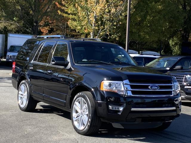 Shadow Black 2017 Ford Expedition LIMITED 4D Sport Utility Charlotte NC