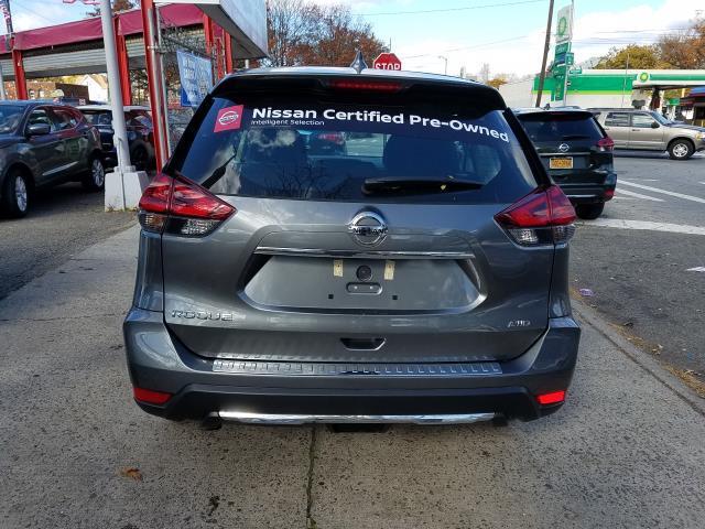 2019 Nissan Rogue AWD S 5