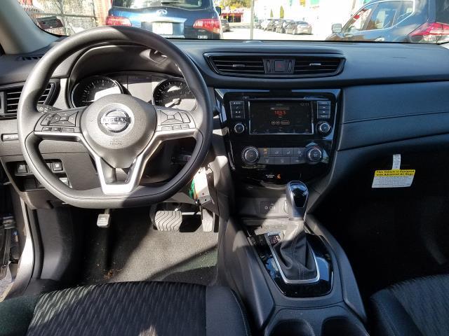 2019 Nissan Rogue AWD S 12