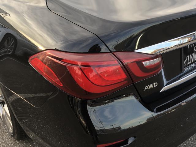 2016 INFINITI Q70L 4dr Sdn V6 AWD 5
