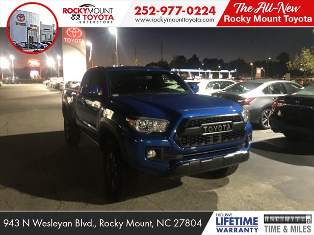 2016 Toyota Tacoma TRD OFFROAD Club Cab Pickup Slide