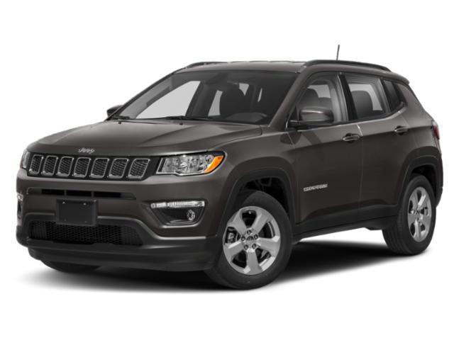 2018 Jeep Compass LIMITED SUV Slide