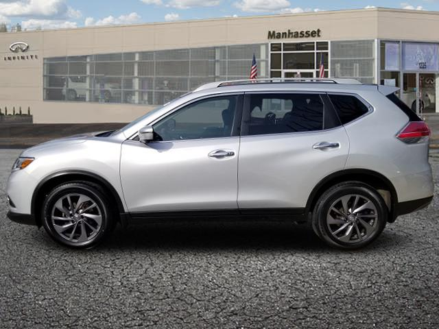 2016 Nissan Rogue AWD 4dr SL 0