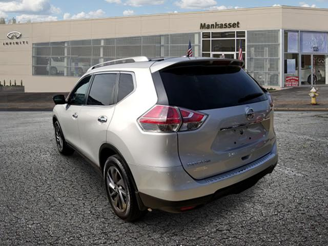 2016 Nissan Rogue AWD 4dr SL 2