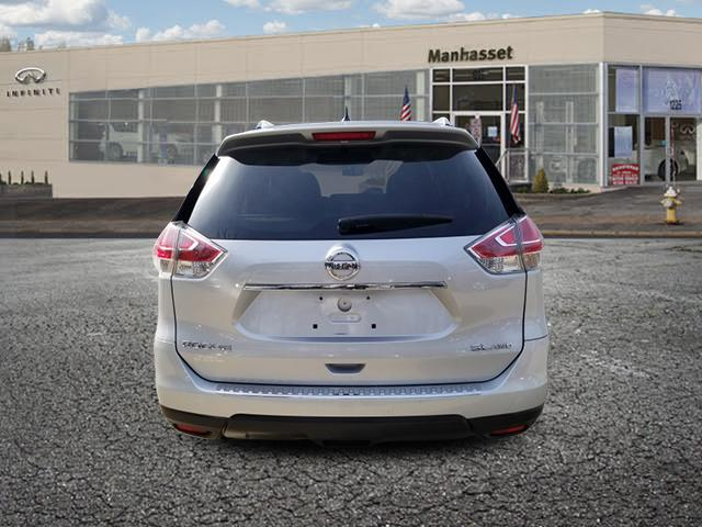 2016 Nissan Rogue AWD 4dr SL 3