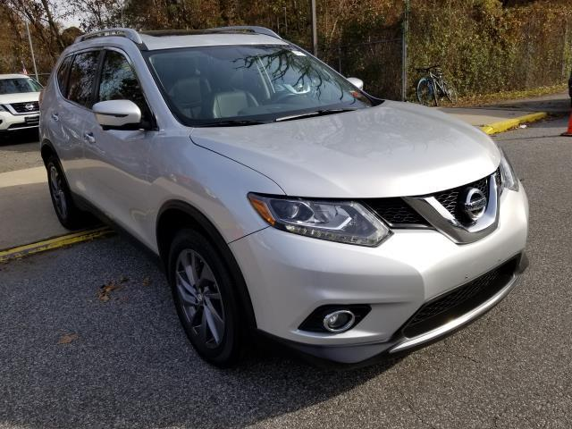 2016 Nissan Rogue AWD 4dr SL 6