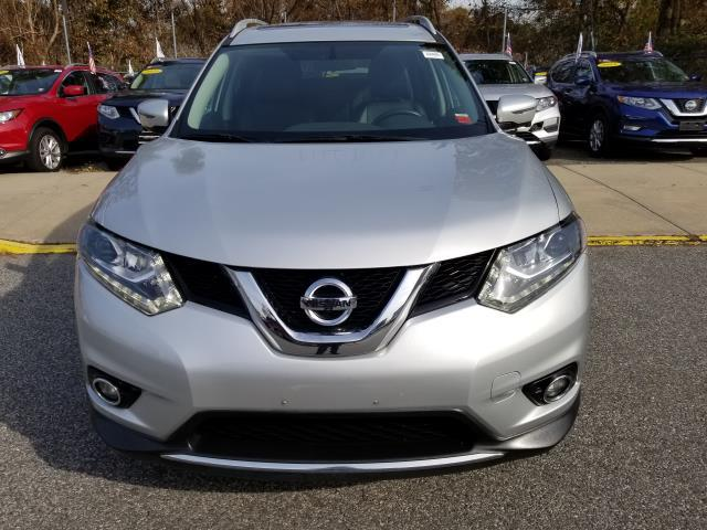 2016 Nissan Rogue AWD 4dr SL 7
