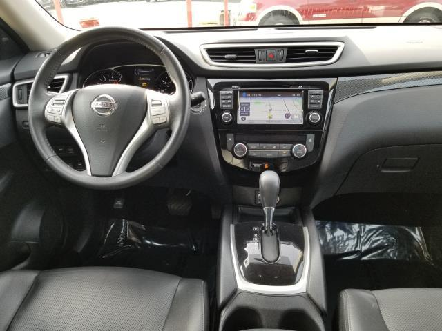 2016 Nissan Rogue AWD 4dr SL 17