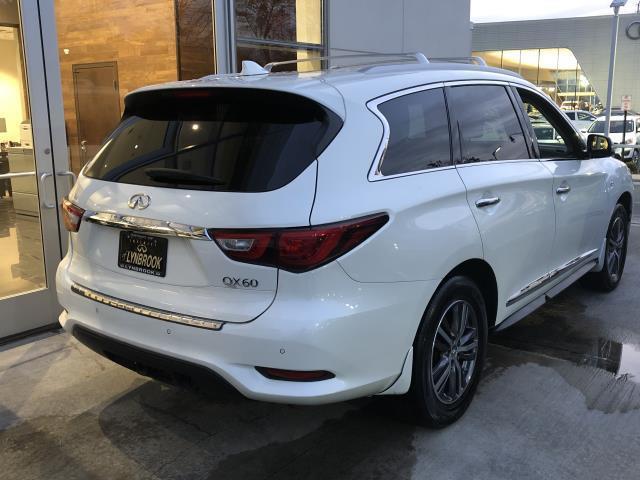 2016 INFINITI QX60 AWD 4dr 0