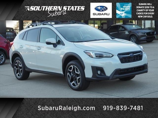 2020 Subaru Crosstrek LIMITED SUV Slide