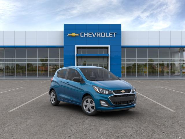 2020 Chevrolet Spark LS Hatchback Slide 0