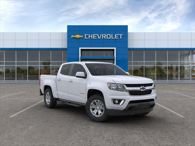 2020 Chevrolet Colorado 4WD LT Short Bed Slide