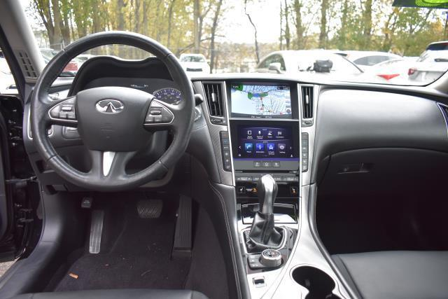 2017 INFINITI Q50 3.0t Premium AWD 15