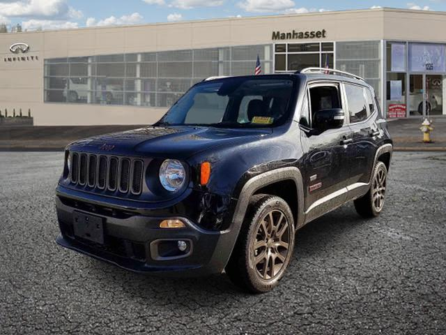 2016 Jeep Renegade 4WD 4dr 75th Anniversary 0