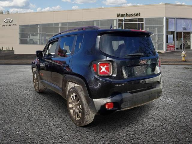2016 Jeep Renegade 4WD 4dr 75th Anniversary 2