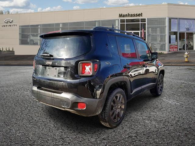 2016 Jeep Renegade 4WD 4dr 75th Anniversary 3