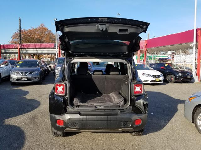 2016 Jeep Renegade 4WD 4dr 75th Anniversary 4