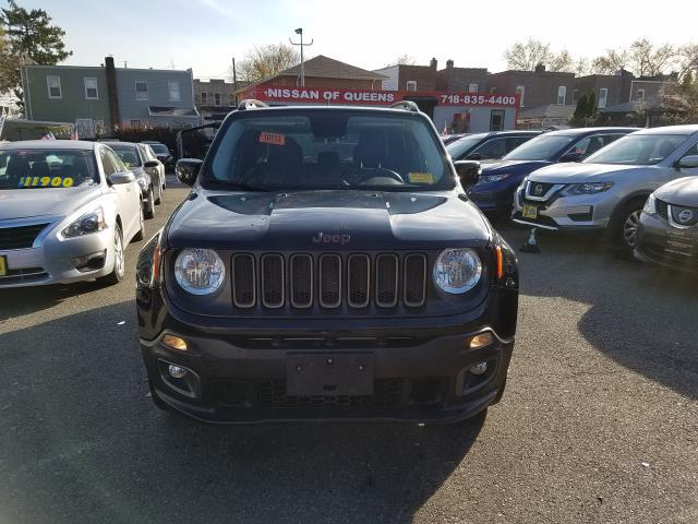 2016 Jeep Renegade 4WD 4dr 75th Anniversary 6
