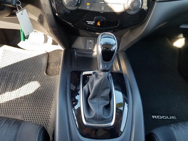 2017 Nissan Rogue S 23