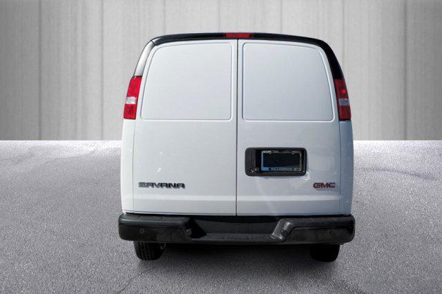 2020 GMC Savana Cargo Van RWD 2500 135