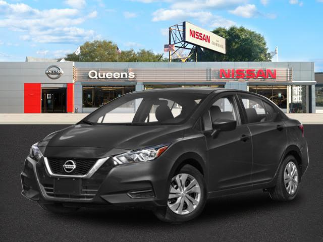 2020 Nissan Versa Sedan SV [8]