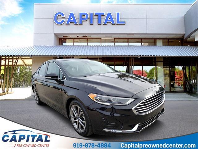 2019 Ford Fusion SEL 4D Sedan Slide