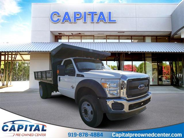2016 Ford F-550SD XL 2D Standard Cab Slide 0