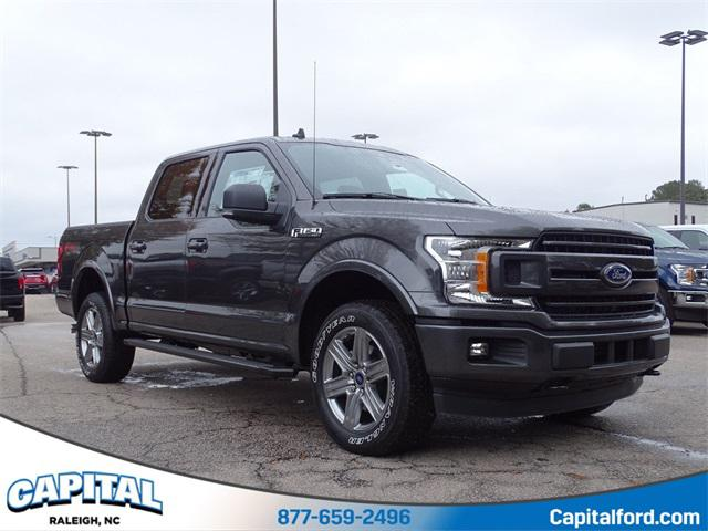 Magnetic 2019 Ford F-150 XLT 4D SuperCrew Raleigh NC