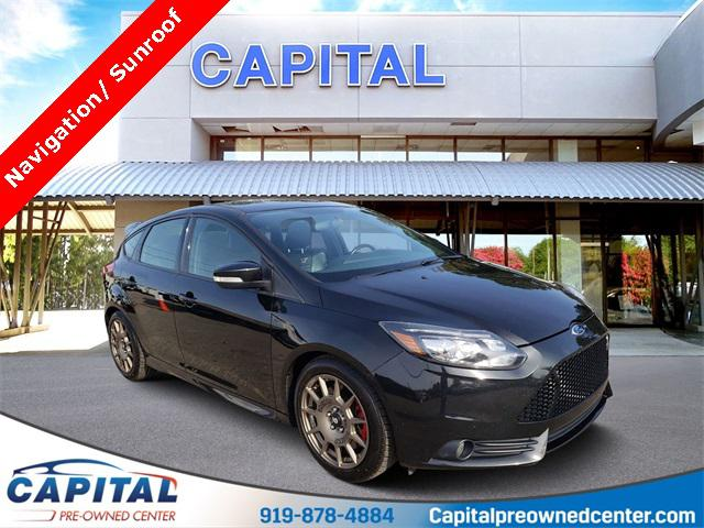 2014 Ford Focus ST 4D Hatchback Slide 0