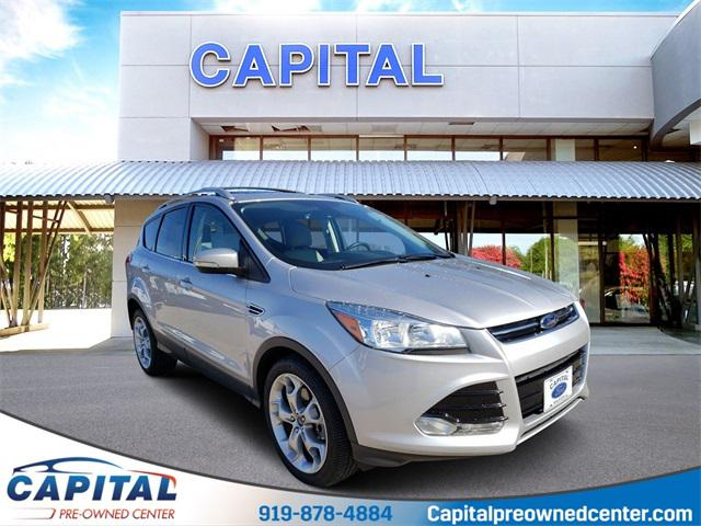 2015 Ford Escape TITANIUM 4D Sport Utility Raleigh NC