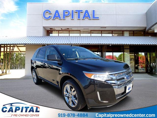 2011 Ford Edge LIMITED 4D Sport Utility Raleigh NC