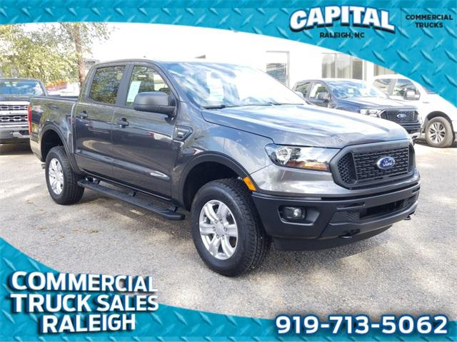 Magnetic 2019 Ford Ranger XL 4D Crew Cab Raleigh NC